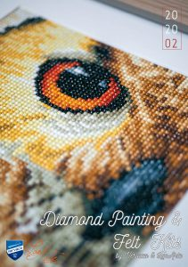Diamond Painting kits by Vervaco 2020/2