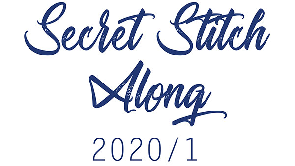 Secret Stitch Along 2020