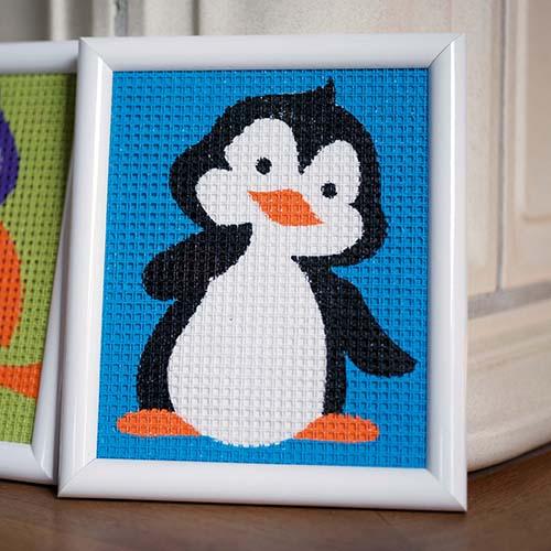 Canvas kit Penguin PN-0155782