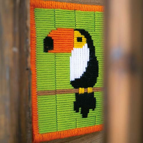 Long stitch kit Toucan PN-0179552