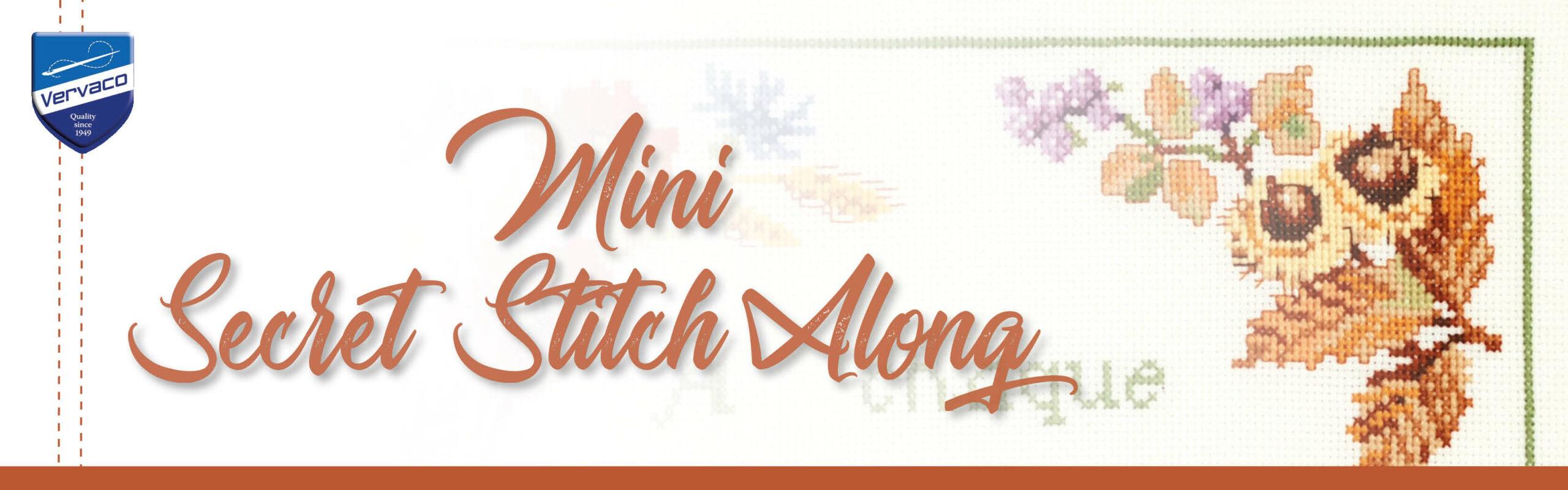 Mini Secret Stitch Along